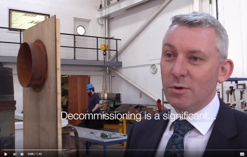 Decommissioning Centre of Excellence