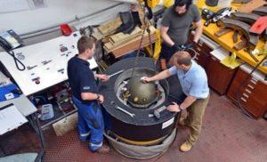 Hyperbaric Pressure Vessel