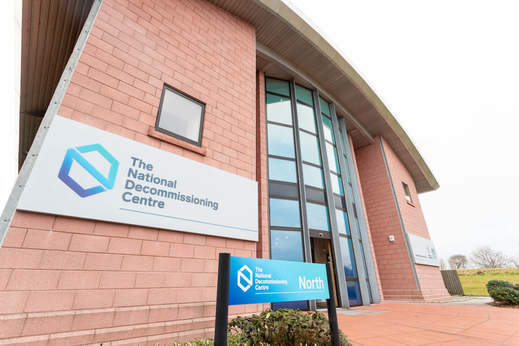 National Decommissioning Centre hosting Business Breakfast on Additive Manufacturing For Businesses