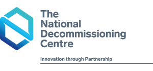 The National Decommissioning Centre Logo