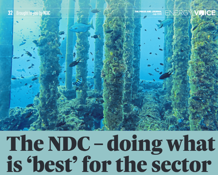 The NDC – doing what is 'best' for the sector
